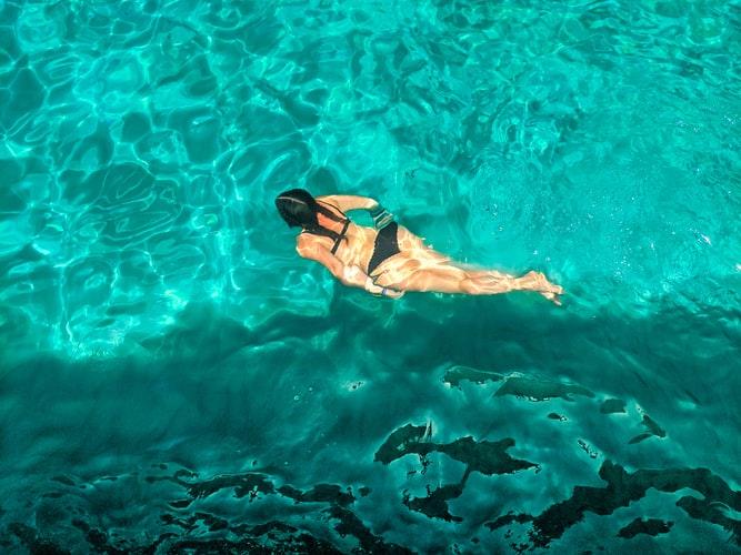 Mallorca zwemmen