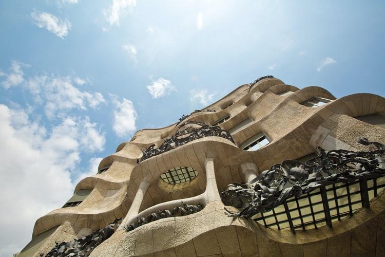 Gaudi Justfly Barcelona