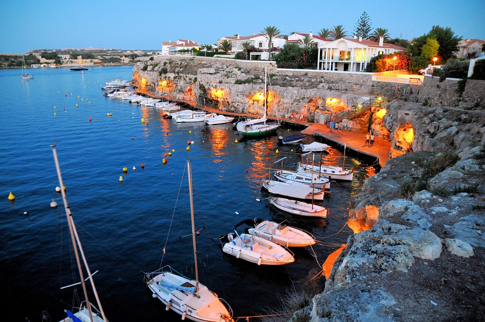 Menorca haven
