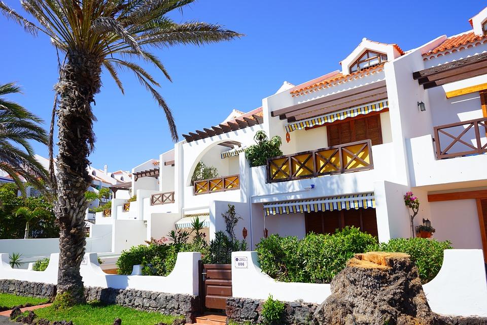 Vakantiehuis Tenerife