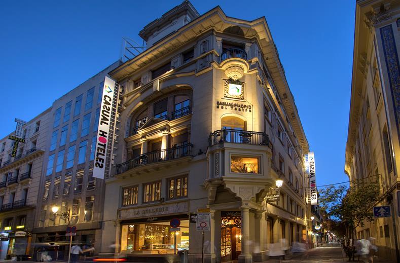 Hotel Casual del Teatro Madrid