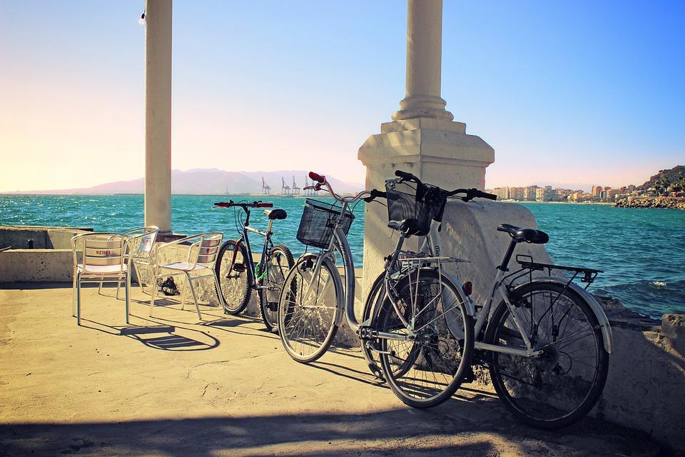 Malaga per fiets