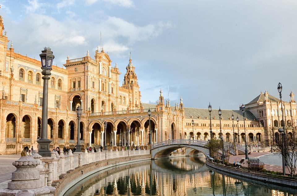 Sevilla Architectuur