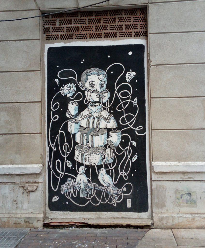 Soho Street Art Malaga
