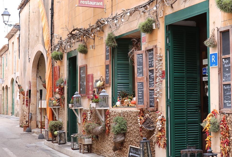 Winkel Palma de Mallorca